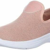 Kenneth Cole Reaction Womens the Ready Sneaker Fabric Low Top Blush Size 7.0 7 Photo
