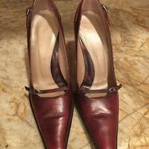 Kenneth Cole Size 6 Womens Red Heels Photo