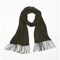 Kenneth Cole Solid Fringe Scarf Photo