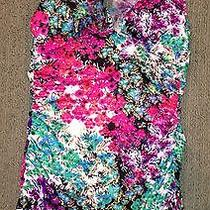 Kenneth Cole Swim Dress Size L Bright Colors Euc Worn Once Photo