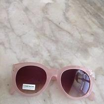 Kenneth Jay Lane Blush Kl12 Plastic Sunglasses Shades Photo