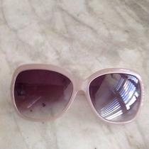 Kenneth Jay Lane Blush Kl4 Plastic Sunglasses Shades Photo