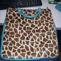 Kenneth Jay Lane Handbag Animal Print Photo