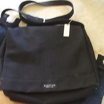 Kennith Cole Reaction Large Microfiber Carryall Shoulder Bag Lots of Compartment Photo