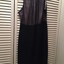 Kensie Black and Purple Dress Photo