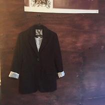 Kensie Black Blazer Medium  Photo