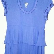 Kensie Blue Dress Large Photo