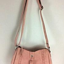 Kensie Blush Pink/mauve Purse Ladies Shoulder Hand Bag Better Than Pre Owned Photo