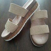 Kensie Doris Womens Sandals Size 9m Tan Photo