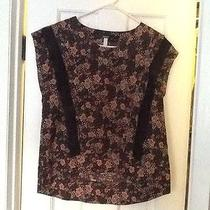 Kensie Floral Blouse Shirt From Macy's Photo