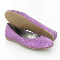 Kensie Girl Kandine Flats Sugar Plum Womens Size 6 M New 49 Photo