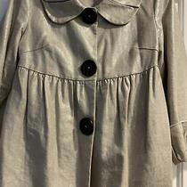 Kensie Metallic Jacket Blazer Size 4 New Photo