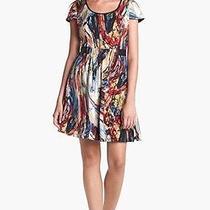 Kensie Multicolor Dress - Medium Photo