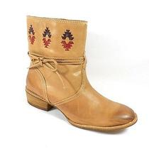 Kensie New in Box Bindi Womens Size 10 Brown Leather Ankle Boots Photo