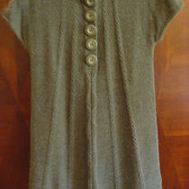 Kensie Nordstrom Sweater Dress Size Xs Cables Photo