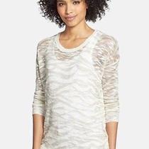 Kensie 'Painted Stripes' Sweater Photo