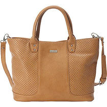 Kensie Perfmania Tote - Butterscotch Photo