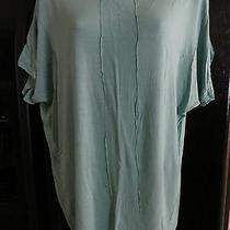 Kensie Short Sleeve Top/tunic Pre-Owned Sz M Designers Clothes Good Condition. Photo