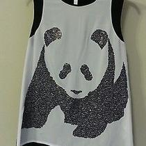 Kensie Size S Fun Panda Top  Photo