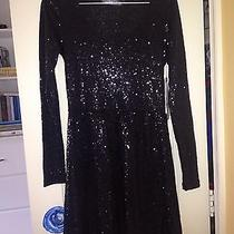 Kensie Skater Sequin Dress Photo