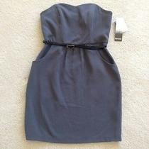 Kensie Strapless Women Career/work Dress/suit Size M W/belt 98 Nwt Photo