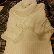 Kensie Sweater Medium White Photo