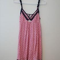 Kensie Talk Pretty to Me Nightie Sz S Photo