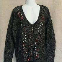 Kensie v Neck Sweater  Photo