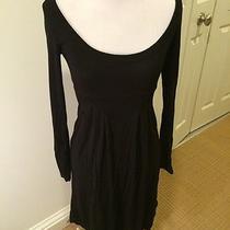 Kensie Women's Xs Long Sleeve Black Work Dress  Photo