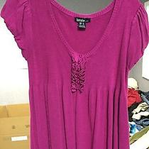 Kensie Womens Sweater Dress Size Large Photo