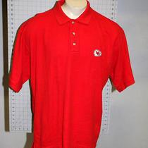 Kentucky Chiefs Red Polo T-Shirt Xl Ps 40-L6 Photo