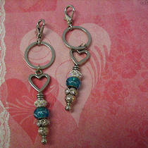 Key Chains or Purse Charms for Best Friends Sisters or Mother Daughter Gift Photo