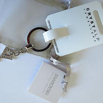 Key Ring Key Chain Handbag Jewelry Y Strass Swarovski Element New Photo