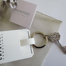Key Ring Key Chain Strass Swarovski Element New Photo