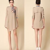 Khaki Dress Photo