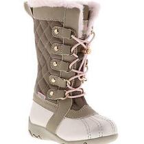 Khombu Womens Sydney Closed Toe Mid-Calf Cold Weather Boots Blush Size  V4gl Photo
