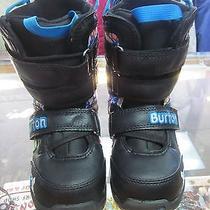 Kid's Burton Snow Boot Size 12 Photo