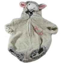 Kid's Gray Lamb Costume Photo