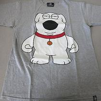 Kidrobot Family Guy Brian Griffin Tee Shirt Medium Rare Limited Edition Photo