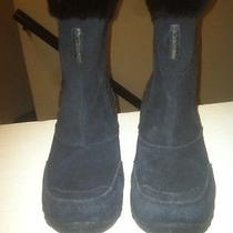 Kids Columbia Boots Size 1 Photo