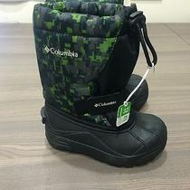 Kids Columbia Snow Boots Usa 10 Photo