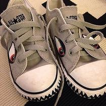 Kids Converse Shark Low Tops Photo