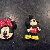 Kids Croc Shoe Charms Disney Mickey and Minnie  Photo