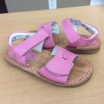 Kids Express Non Marking Pink Sandals Size 10 Toddler All Leather Photo