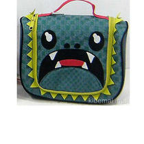 Kids Gap Boys Lunch Box Bag Monster - Lunch Box Only Photo