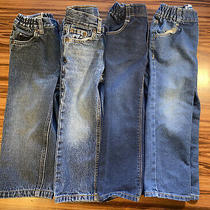 Kids Jeans Toddler Boys 3t Old Navy Childrens Place Jumping Beans Ships Free Photo