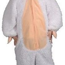 Kids Lamb Costume Plush Lamb Jumpsuit Size Small Photo