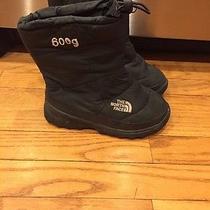Kids Northface Winter Boots Photo
