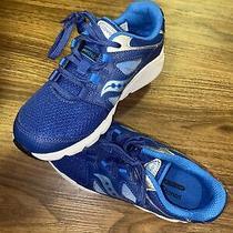 Kids Saucony Athletic Sneaker Size 1w Photo