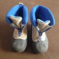 Kids Size 10 Columbia Snow Boots Photo